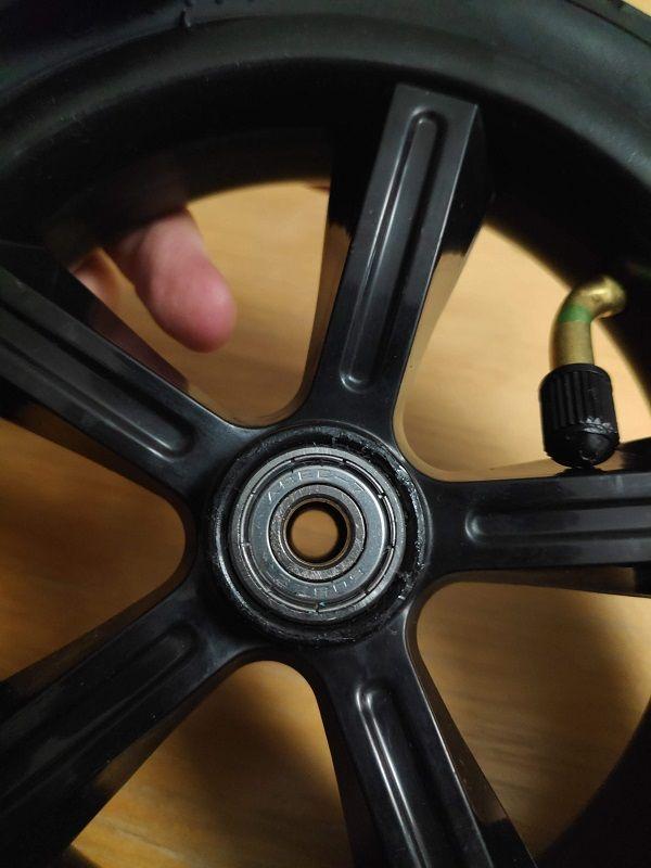 Burley D'Lite X rueda delantera