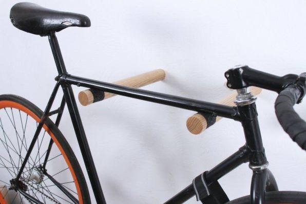 soporte de bicicleta salon