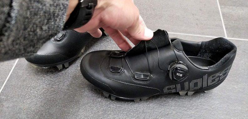 zapatillas de ciclismo suplest crosscountry