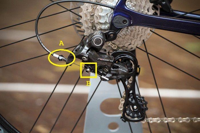 Ajustar el cambio de tu bicicleta