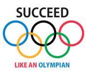 Succeed like Olympian