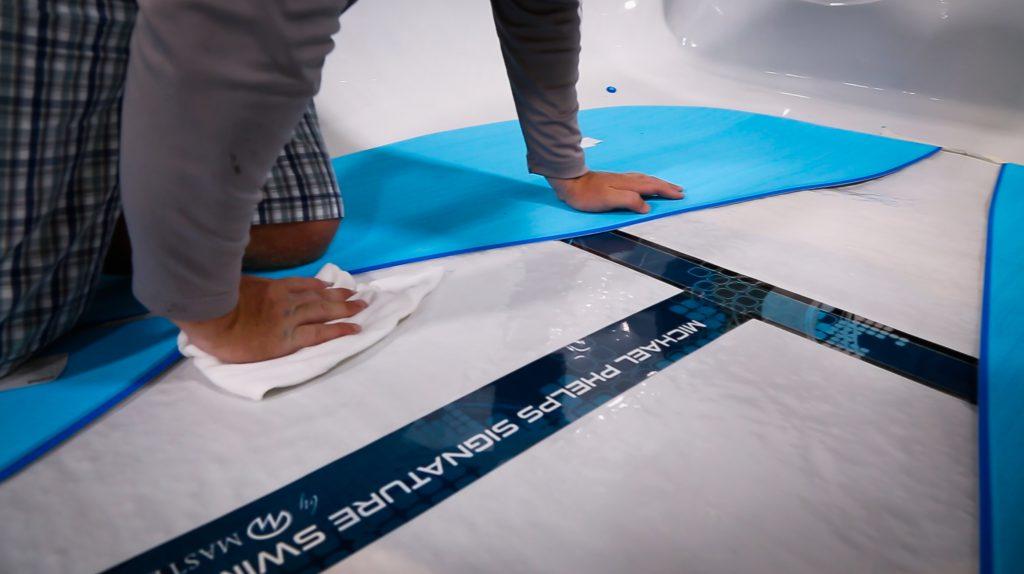 How Do I Prepare My Surface For SwimDek SwimDek