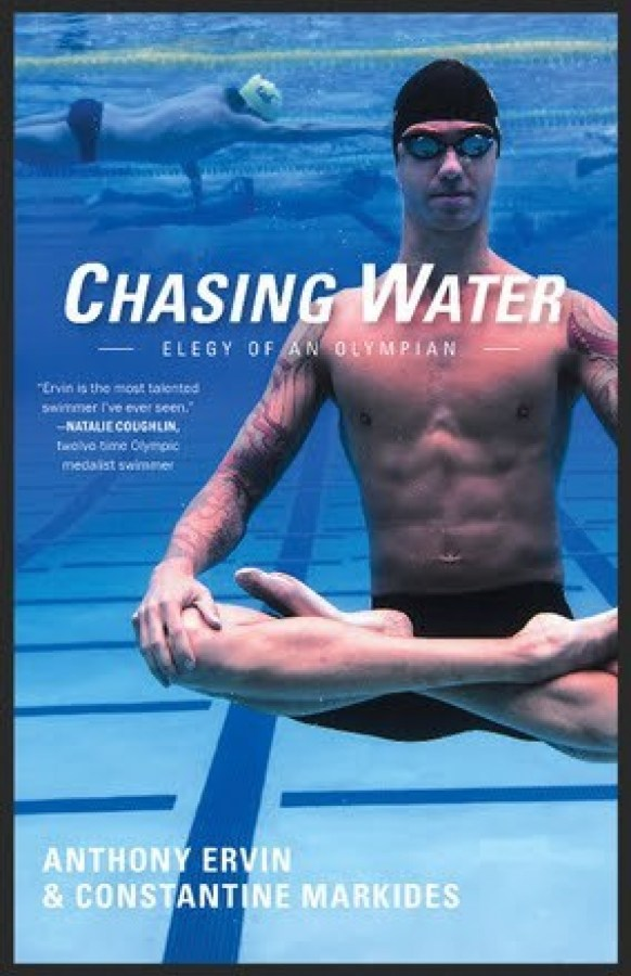 Anthony Ervin_book