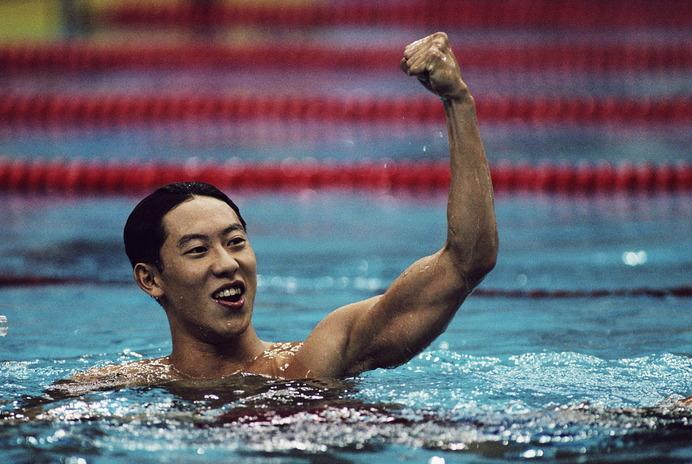 鈴木 大地 水泳