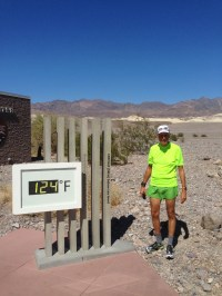 18.1 Mile Crossing To Furnace Creek from Badwater Basin ...