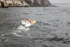 Carina Bruwer pushing for the new Female Cape Point Record
