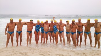Swim for Hope Swimmers Group Photo