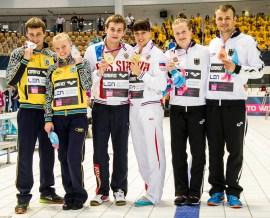 32nd LEN European Championships