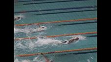13-year-old Kyle Chalmers 52.29 in the 100 free, has a massive kick