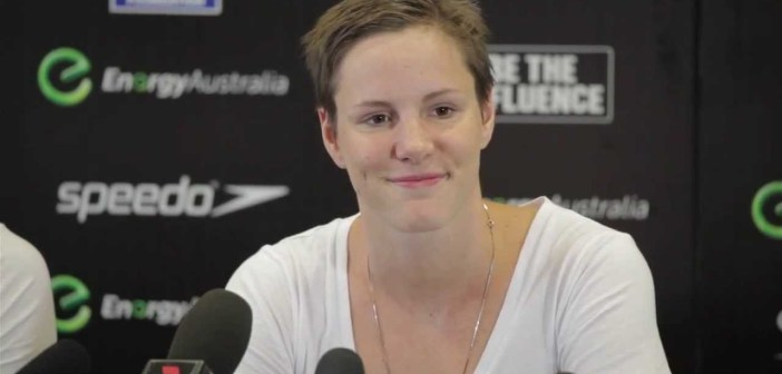 2013 EnergyAustralia Swimming Championships Pre-Meet Media Conference