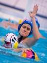 LEN European Water Polo Championships 2016 Portugal POR (White) Vs Serbia SRB (Blue) Women 11 IVKOVIC Dragana (C) SRB Kombank Arena, Belgrade, Serbia Day13 22-01-2016 Photo P. Mesiano/Insidefoto/Deepbluemedia