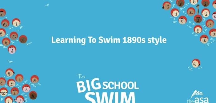 A School Swimming Lesson in the 1890s