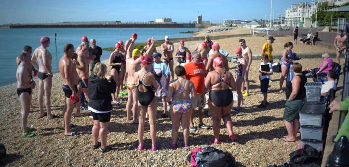 Becoming a Channel Swimmer