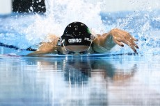 Federica PELLEGRINI ITA Gold Medal 200m Freestyle Women Final London, Queen Elizabeth II Olympic Park Pool LEN 2016 European Aquatics Elite Championships Swimming Day 13 21-05-2016 Photo Giorgio Perottino/Deepbluemedia/Insidefoto