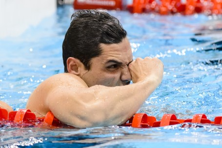 Florent MANAUDOU FRA Gold Medal 50m Freestyle Men FINAL London, Queen Elizabeth II Olympic Park Pool LEN 2016 European Aquatics Elite Championships Swimming Day 14 22-05-2016 Photo Andrea Staccioli/Deepbluemedia/Insidefoto