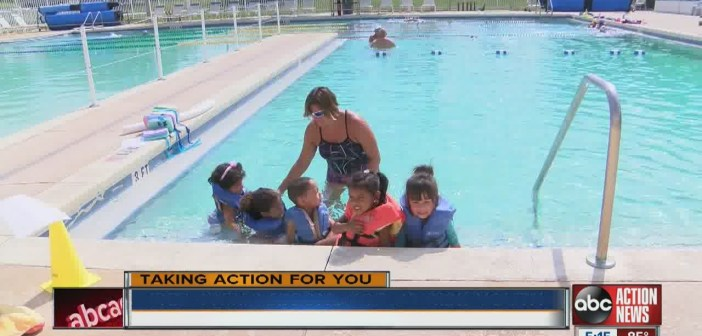 Hillsborough County swim program expands in hopes of preventing drownings