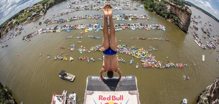 Everything's Bigger in Texas – Even the Dives | Cliff Diving World Series 2016