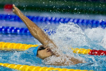 Gonzalez De Oliveira Hugo ESP 200 Backstroke Men Heats LEN 43rd Arena European Junior Swimming Championships Hodmezovasarhely, Hungary Day03 08-07-2016 Photo Andrea Masini/Deepbluemedia/Insidefoto