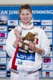 Kameneva Mariia RUS 50 Freestyle Women Final Gold Medal LEN 43rd Arena European Junior Swimming Championships Hodmezovasarhely, Hungary Day04 09-07-2016 Photo Andrea Masini/Deepbluemedia/Insidefoto