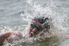 HUGHES Caleb GBR bronze medal Hoorn, Netherlands LEN 2016 European Open Water Swimming Championships Open Water Swimming Men's 5km Day 02 12-07-2016 Photo Giorgio Perottino/Deepbluemedia/Insidefoto