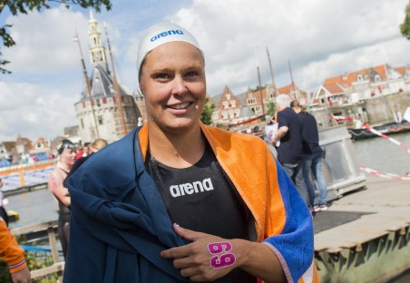VAN ROUWENDAAL Sharon NED bronze medal Hoorn, Netherlands LEN 2016 European Open Water Swimming Championships Open Water Swimming Women's 5km Day 02 12-07-2016 Photo Giorgio Perottino/Deepbluemedia/Insidefoto