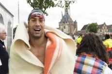 FURLAN Matteo ITA silver medal Hoorn, Netherlands LEN 2016 European Open Water Swimming Championships Open Water Swimming Men's 25km Day 04 14-07-2016 Photo Giorgio Perottino/Deepbluemedia/Insidefoto