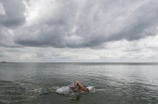 REYMOND Axel FRA Hoorn, Netherlands LEN 2016 European Open Water Swimming Championships Open Water Swimming Men's 25km Day 04 14-07-2016 Photo Giorgio Perottino/Deepbluemedia/Insidefoto