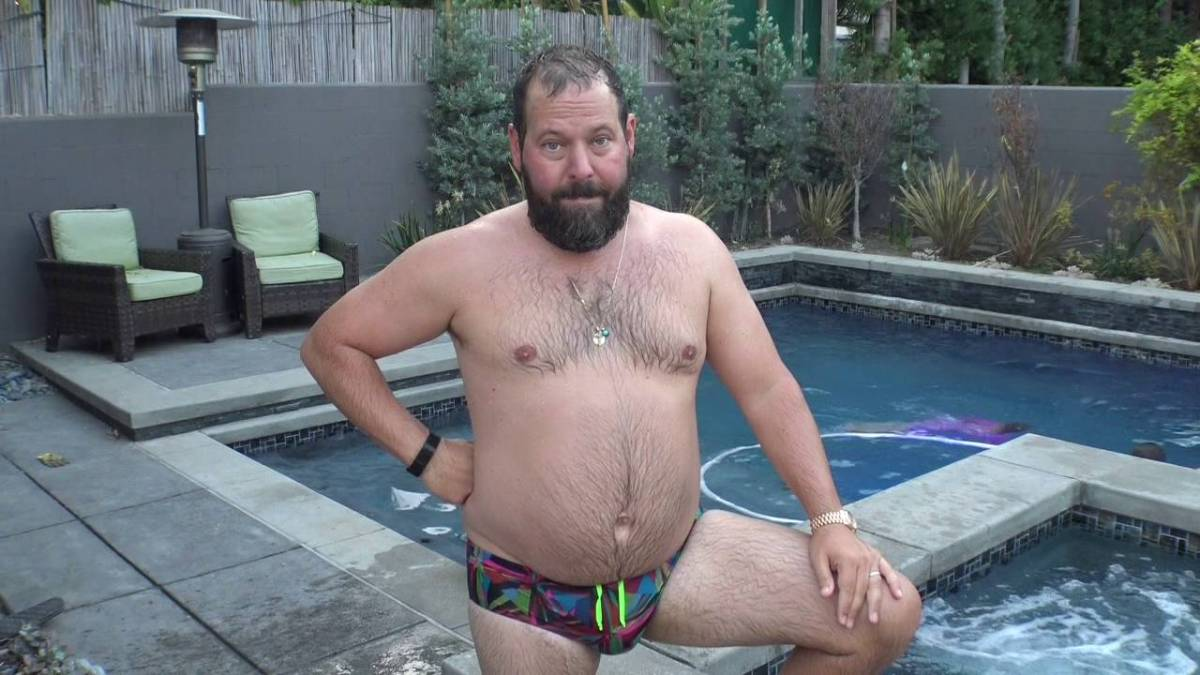 Bert Kreischer Offers Speedo To Take Over Ryan Lochte S