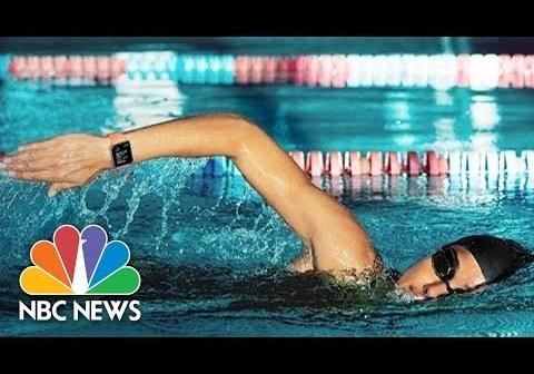 Apple Watch Series 2 Is 'Swim-Proof' | NBC News
