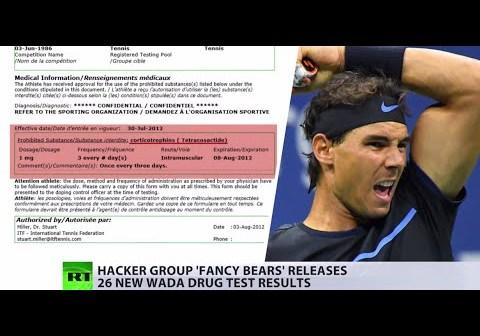 Hackers leak fourth batch of confidential WADA data