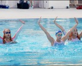 """3 Synchronized Swimmers Get Trained for """"O"""" by Cirque du Soleil"""