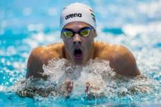 HOLLO Balazs HUN 400m Medley Men Heats LEN 44th European Junior Swimming Championships Netanya, Israel Day05 02-07-2017 Photo Andrea Masini/Deepbluemedia/Insidefoto