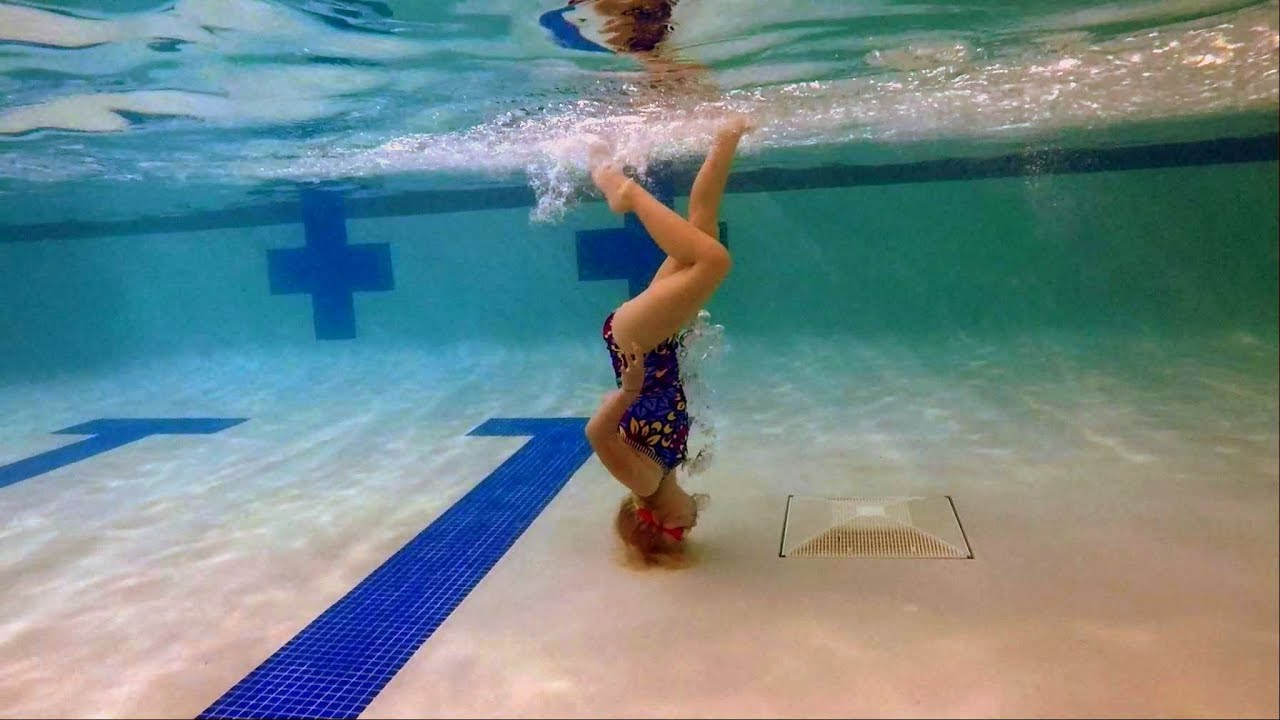 How To Swim Deep Swimmer 39 S Daily