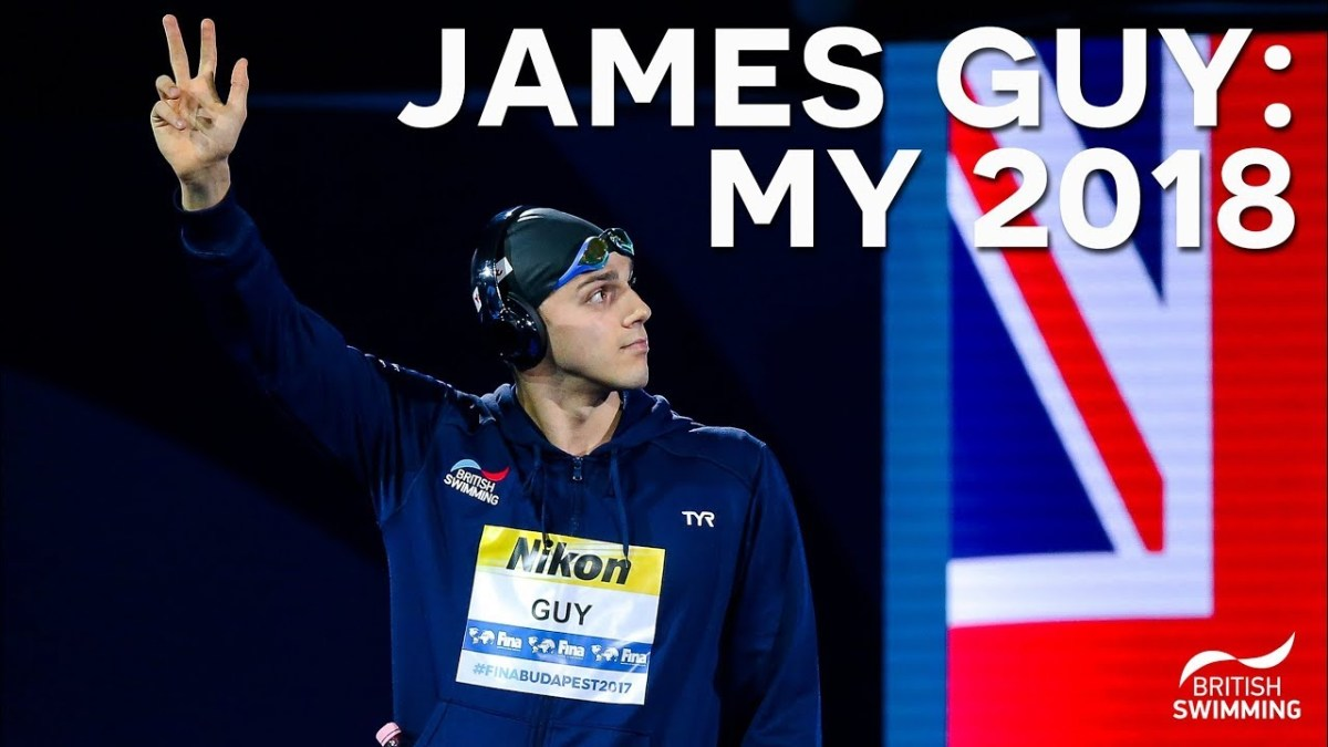 James Guy: My 2018