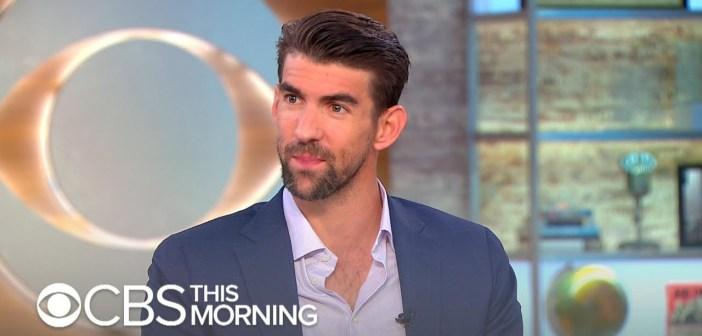 """Michael Phelps on managing depression: """"It's OK to not be OK"""""""