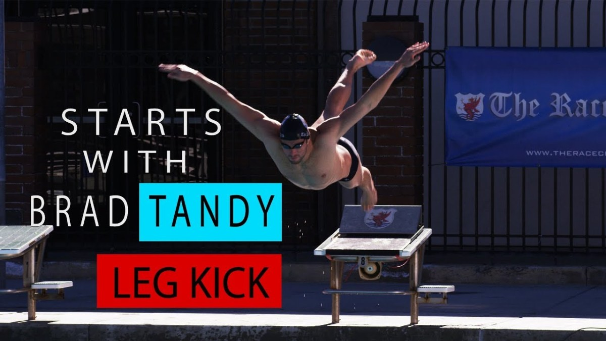 Starts with Brad Tandy - The Leg Kick