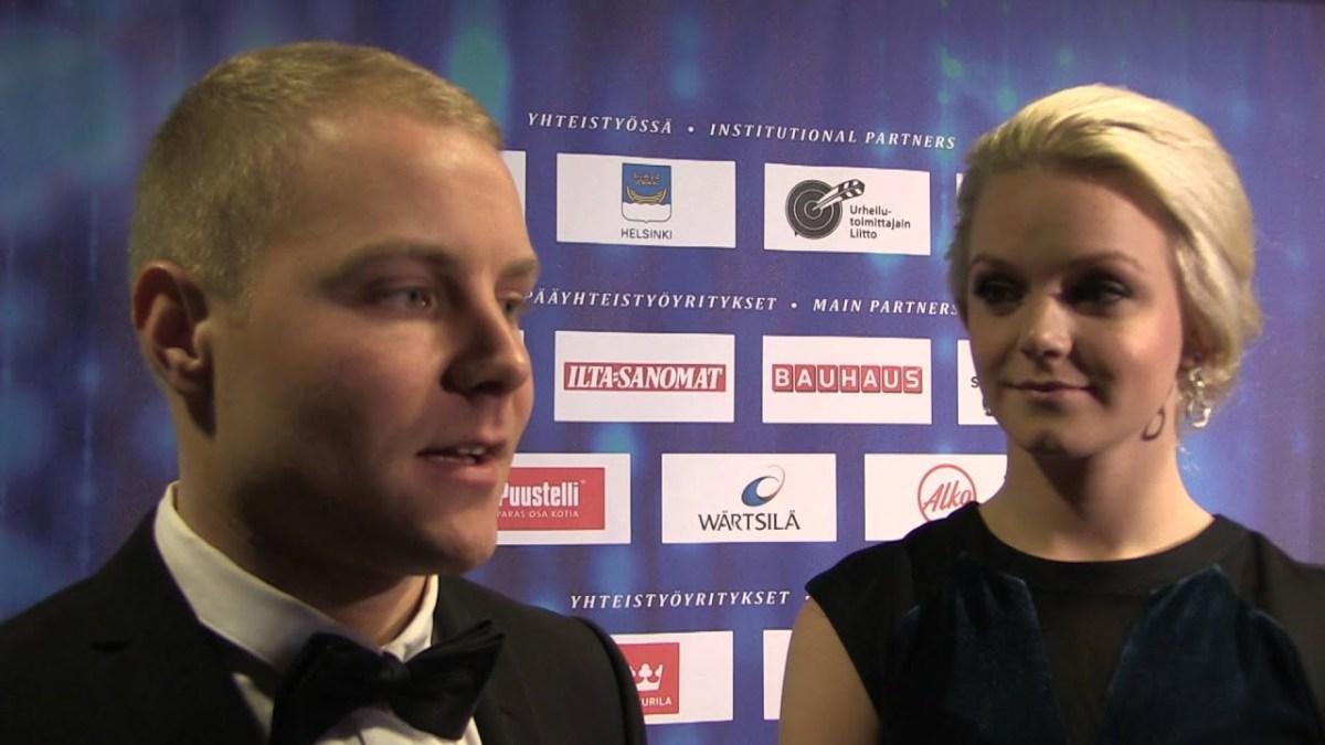 Bottas emilia Valtteri Bottas