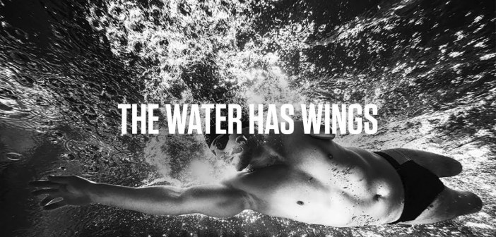 Photographing para swimmer Darko Duric