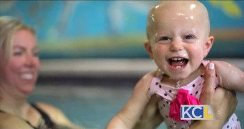The importance of water safety and kids taking swim lessons