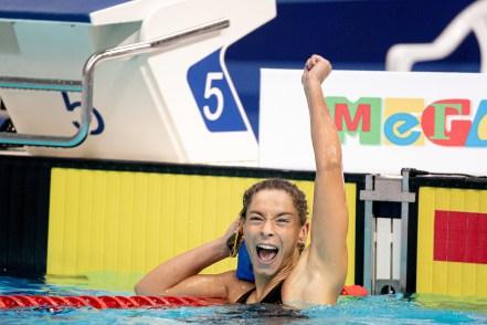 GAETANI Erika Francesca ITA 200 backstroke women FINAL LEN European Swimming Junior Championships 2019 Aquatic Palace Kazan Day2 04/07/2019 Photo G.Scala/Deepbluemedia/Insidefoto