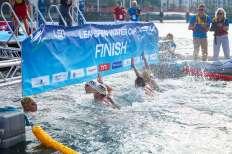 LEN Open Water Cup 2019 Copenhagen, image courtesy of Jesper Westley