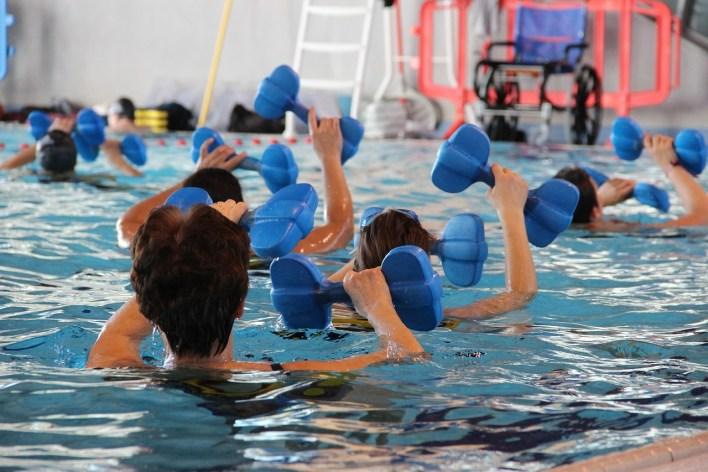 swim body of water photo