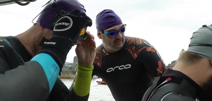 Across Mersey Swim 2019