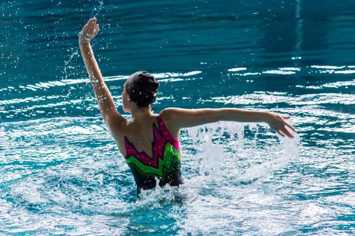 synchronized swimming photo
