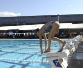 How To Do a Dive off the Blocks | Top Tips with Olympic Swimmer Stephanie Rice