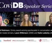 The Olympics & COVID-19 | Katie Ledecky, Laura Wilkinson, Ted Robinson