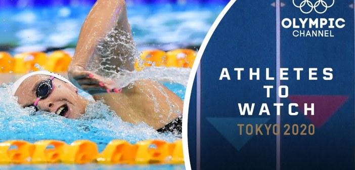 Athletes to Watch – Tokyo 2020 | Ariarne Titmus