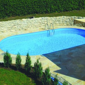 Toscana swimming pool kit