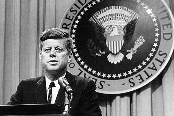 John Fitzgerald Kennedy ph. tomwoods.com