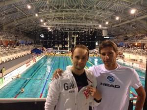 Nico Manoussakis e Samuele Pampana - Livorno Nuoto